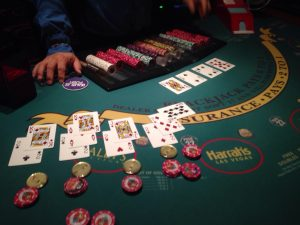 The sourcing of online poker