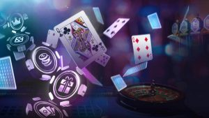 The Current Online Casino Gambling